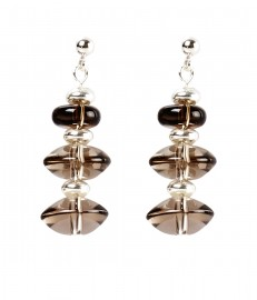 Chocolate Sorbet Earring