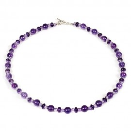 Cassis Necklace